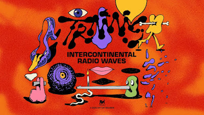 "Allow Us To Re-Introduce You To Thee Super Far-Out Rock Bomb Group, TRAAMS & Their Tune ""Intercontinental Radio Waves""!"