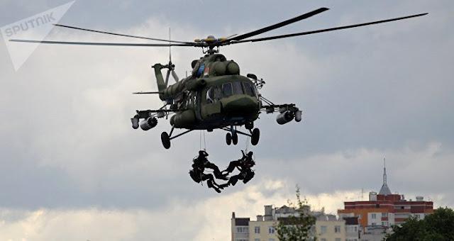 لأول مرة | الجيش الروسي يقيم تدريبات حية ويقوم بتجربة أنظمة الهجمات الالكترونية والإختراق!