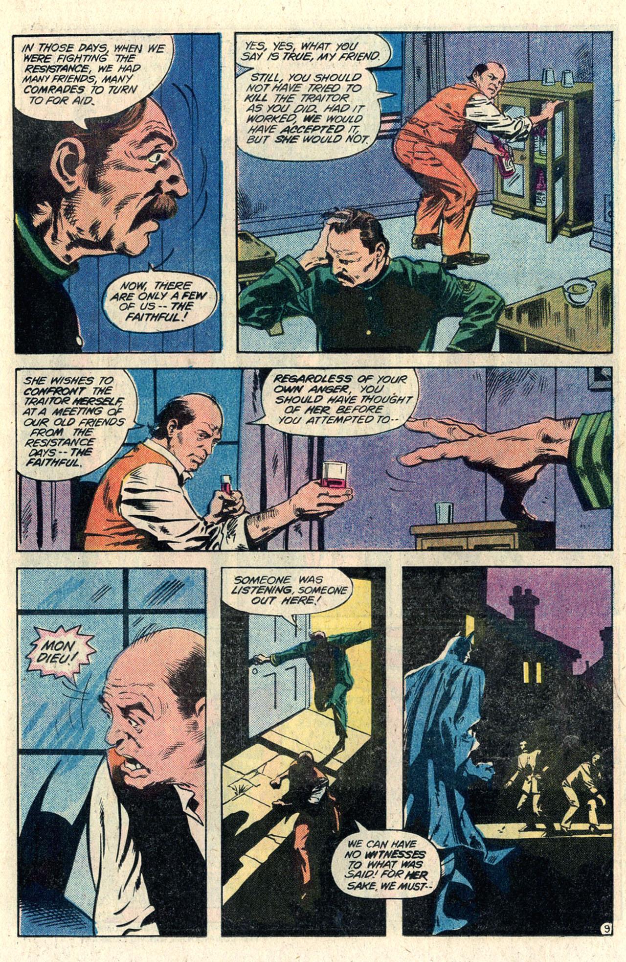 Detective Comics (1937) 501 Page 13