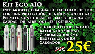Kit EGO AIO 25 euros