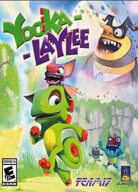 Descargar Yooka-Laylee PC Full Español mega.
