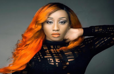 SO ENDOWED! VICTORIA KIMANI IS HERE AGAIN AS SHE DAZZLES IN THIS CRAZY DRESS... SEE THE PHOTOS YOURSELF