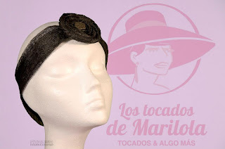 Book Tocados Marilola, muestra productos