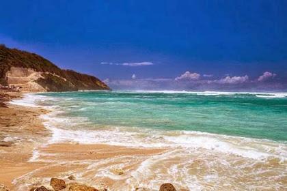 Keindahan Pantai Pandawa yang Eksotis