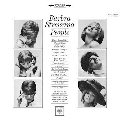 Barbra Streisand - People  (1964)