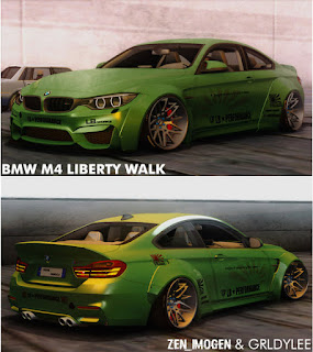 2014 BMW M4 Liberty Walk