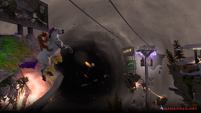 Trials Fusion Awesome Level Max Edition Gameplay Screenshot 1