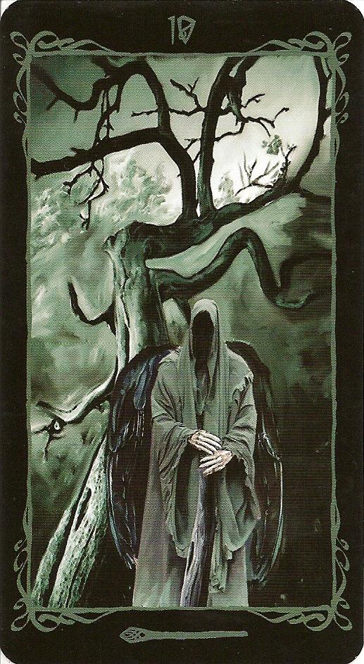 Eno's Tarots: Dark Angels Tarot