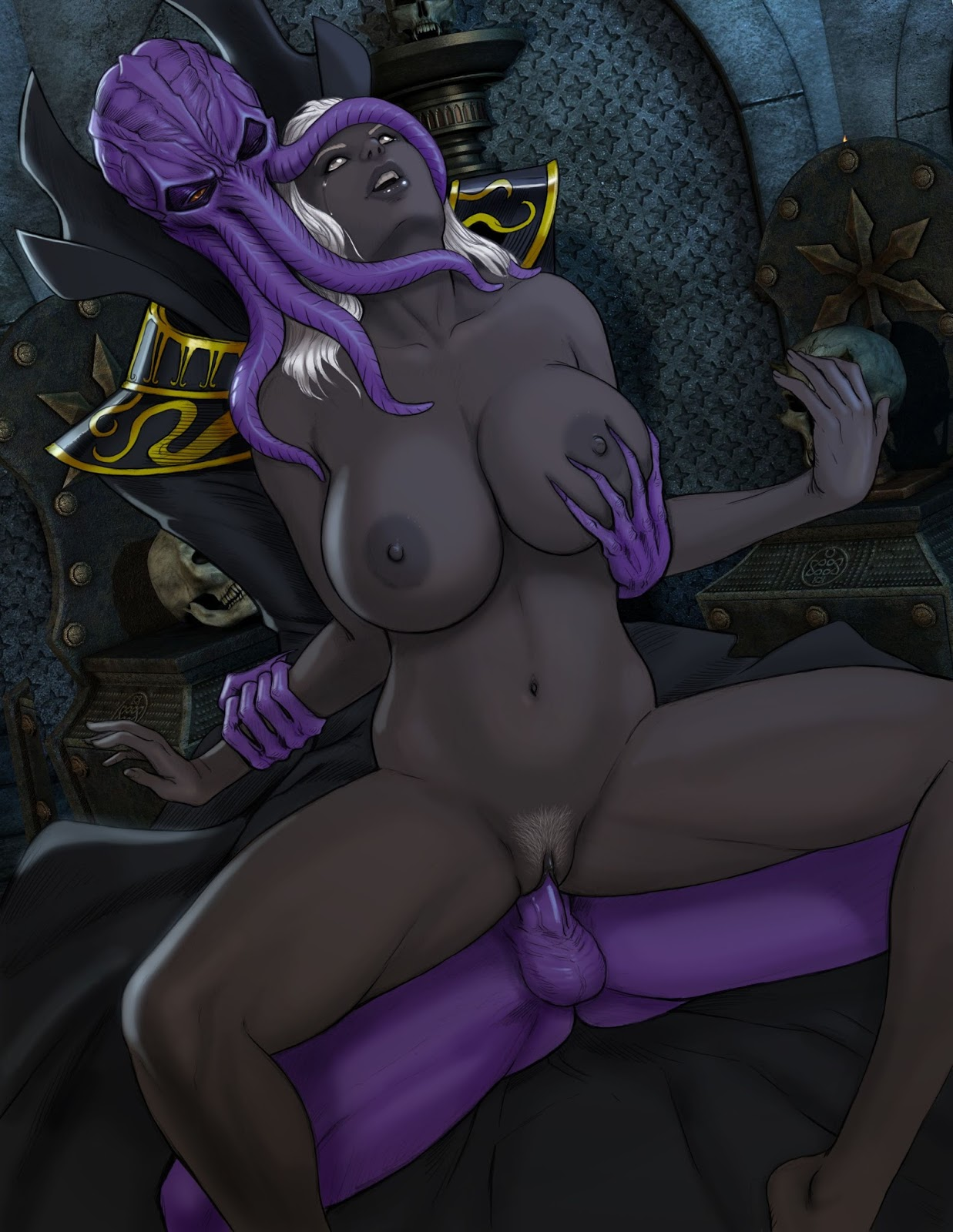 Sexy Illithid