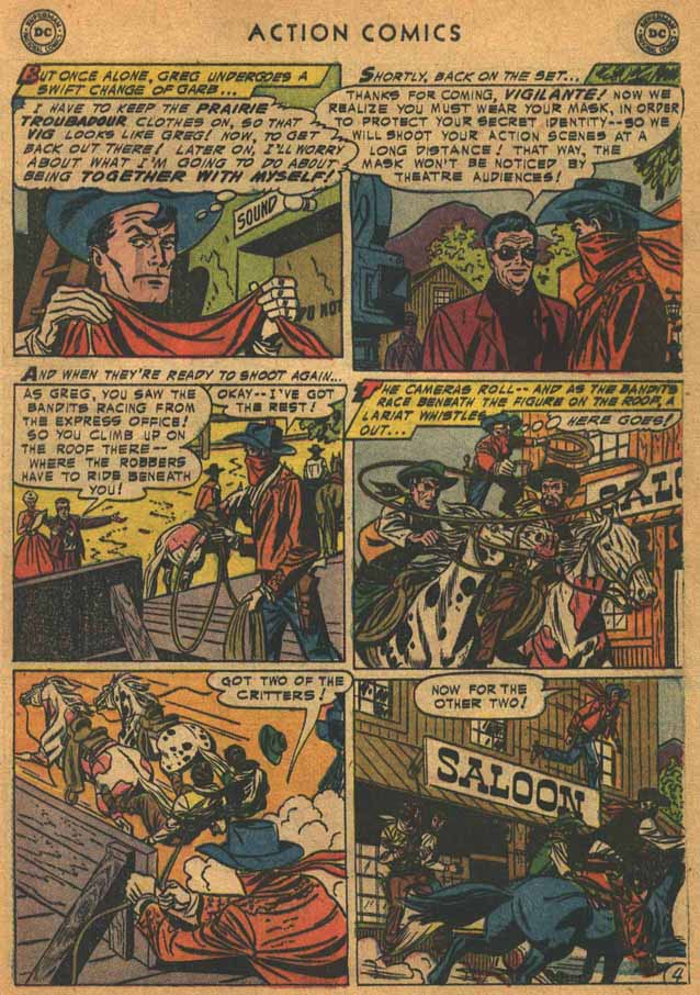 Read online Action Comics (1938) comic -  Issue #198 - 29