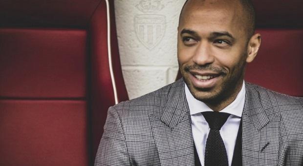 Thierry Henry Jadi Pelatih AS Monaco