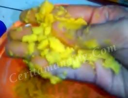 Cara Membuat Umpan Tepung Untuk Mancing