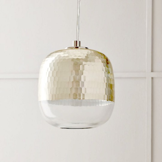 These sold out very quickly with West Elm and there are no longer  available. They are still in the original boxes and have not been opened or  unpacked. - K A L A N I C U T: West Elm Metallic Honeycomb Pendant Lights For Sale