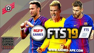 تحميل لعبة FTS 19 مهكرة مجاناً للاندرويد برابط مباشر