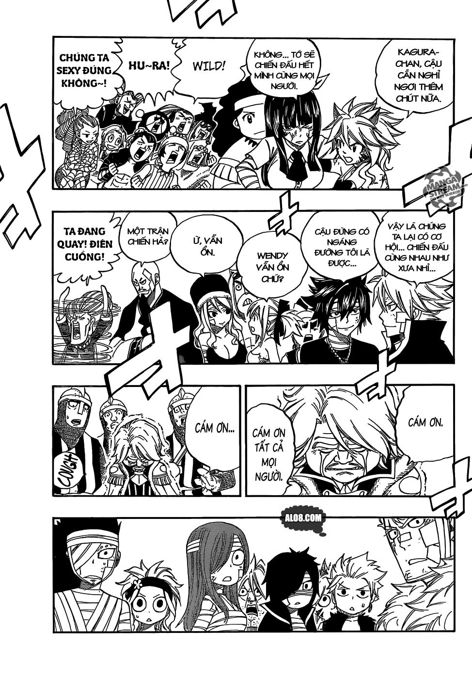 Fairy Tail chap 325 trang 16