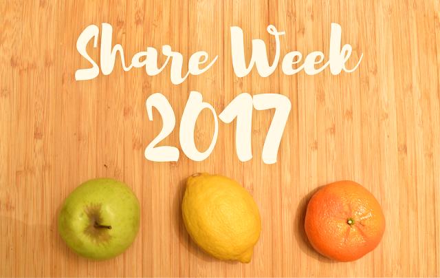 Share Week 2017. Trzy polecane blogi