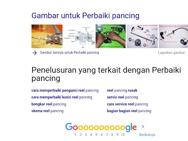 Cara menampilkan blog menjadi di urutan pertama google