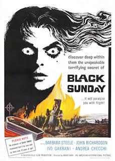 """Maska Szatana"" (1960), reż. Mario Bava. Recenzja filmu."