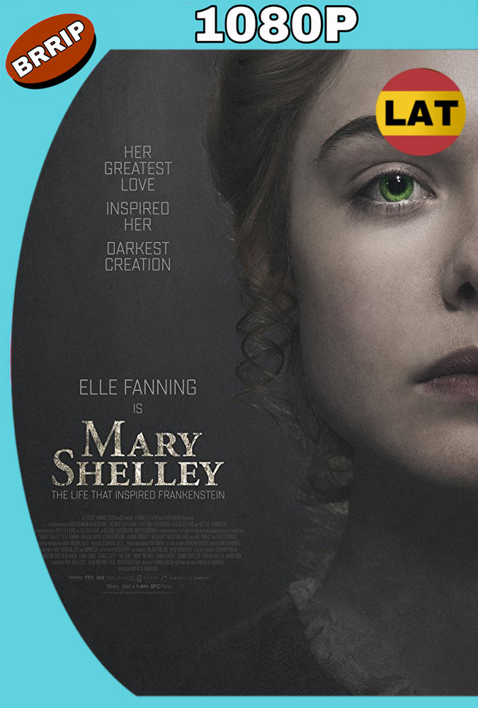 Mary Shelley (2017) BRRip 1080p Español Latino | English