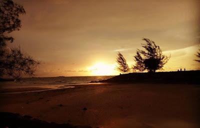 Wisata Spot Sunset Terbaik di Kalimantan Barat
