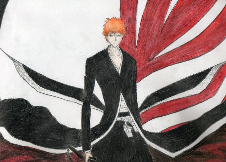 Bleach Ichigo Bankai Hollow Wallpaper ~ Anime Wallpaper ...