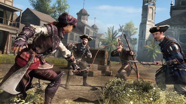 Assassins Creed Liberation HD PC Full Version Free Gameplay 1