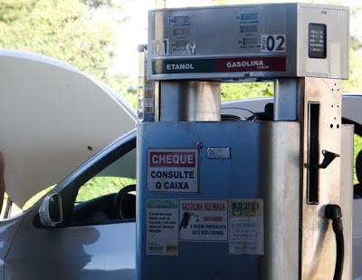 Preço do combustível em Canoinhas: confira o posto revendedor e o valor praticado