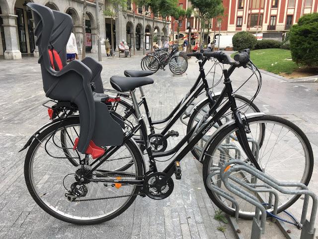 Bicicletas para préstamo