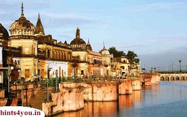 Bhagavan raam ka janmsthan, ayodhya hinduon ke lie saat pavitr sthanon mein se ek hai. lagbhag har kone par mandiron ke saath, ayodhya ek adhyatmik sadhak ka svarg hai.