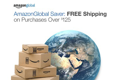 AmazonGlobal Saver FREE Shipping