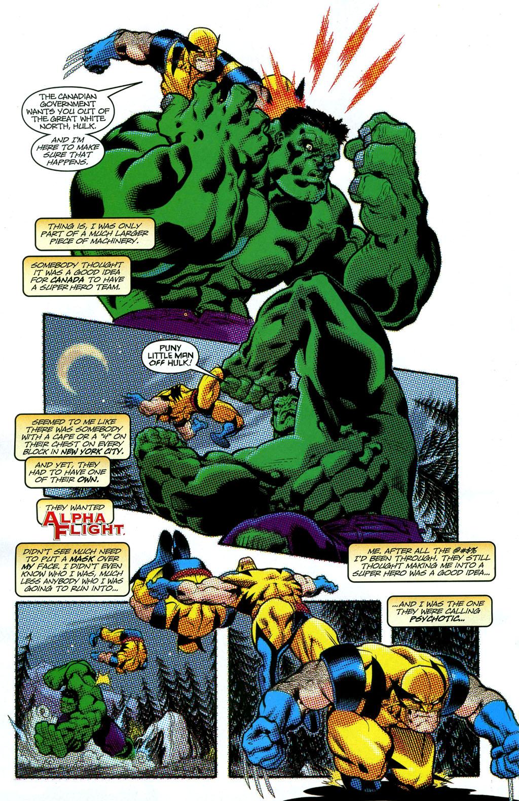 Read online Wolverine (2003) comic -  Issue #50 - 23