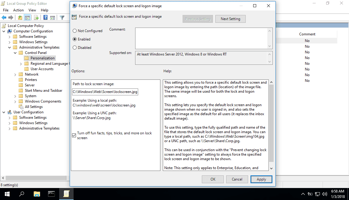 Force-a-specific-default-lock-screen-and-logon-image-2