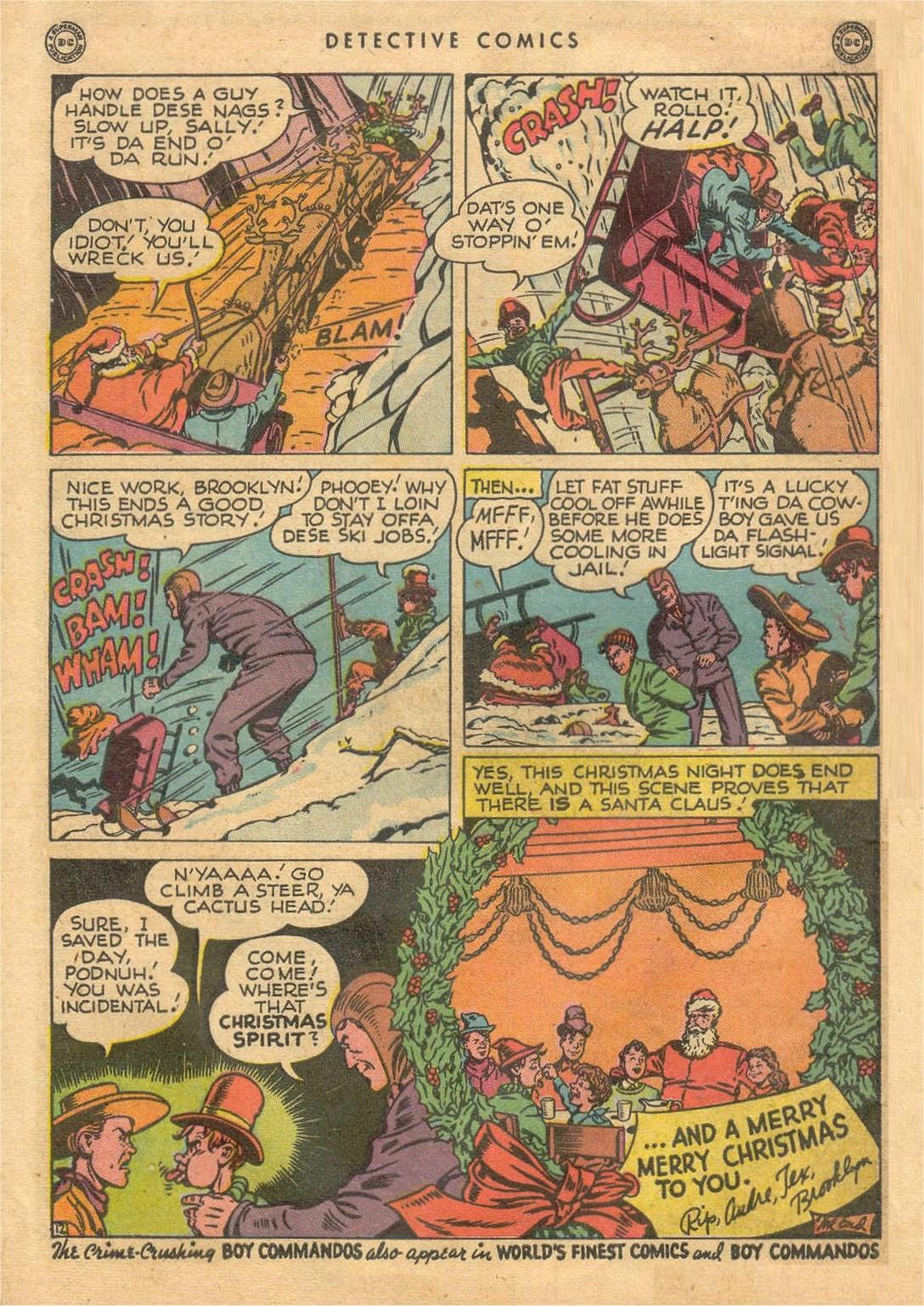 Read online Detective Comics (1937) comic -  Issue #132 - 48