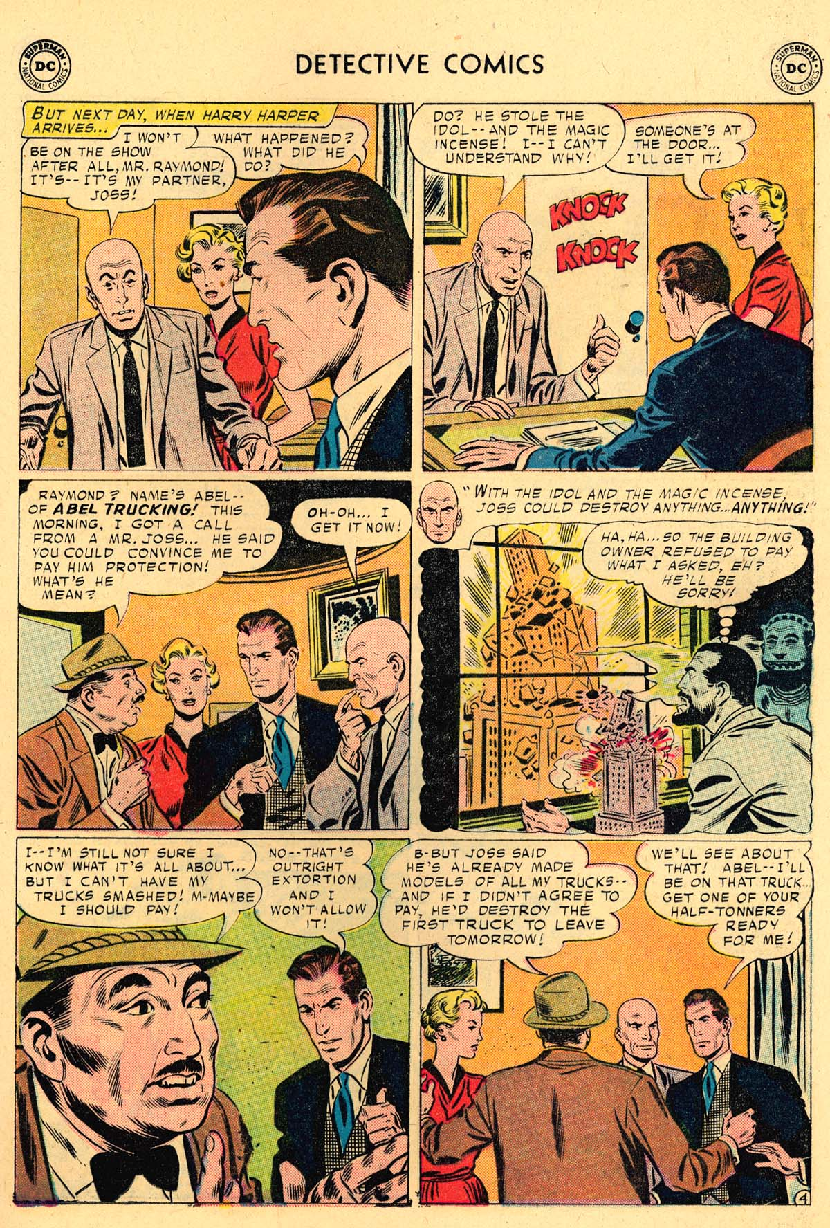 Detective Comics (1937) 259 Page 20