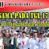 HADIRI DAN IKUTI,  DOA BERSAMA 171717 UNTUK INDONESIA YANG PENUH KASIH SAYANG