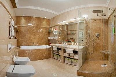 Perbedaan Keramik Granit Dan Marmer Rumah Masa Kini