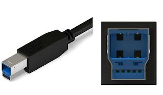 kabel usb 3.0 tipe b