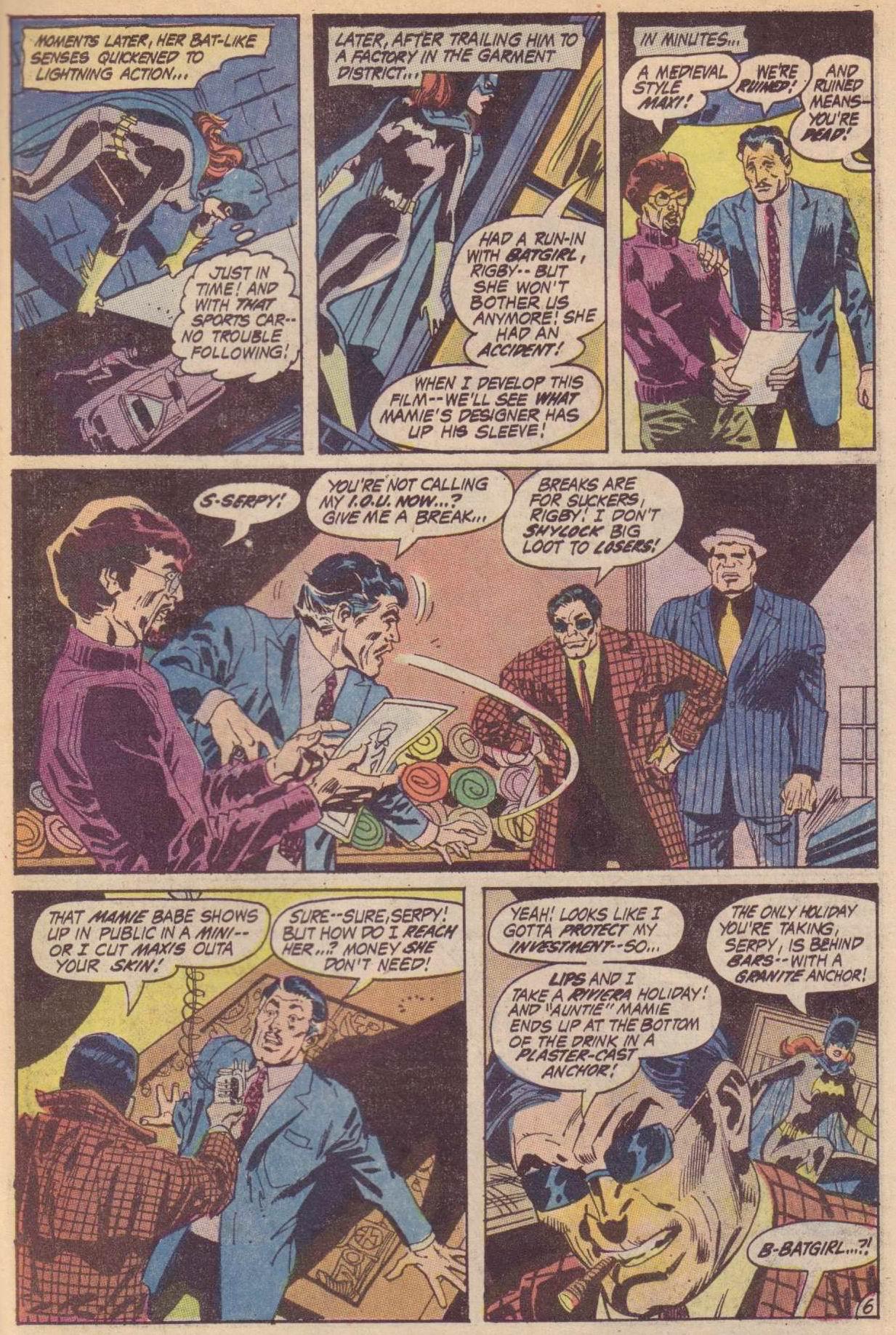 Detective Comics (1937) 410 Page 30