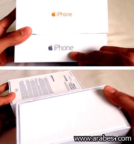 كيف تكشف وتعرف الفرق بين هاتف الايفون الاصلي والغير اصلي المزيف اوالمقلد