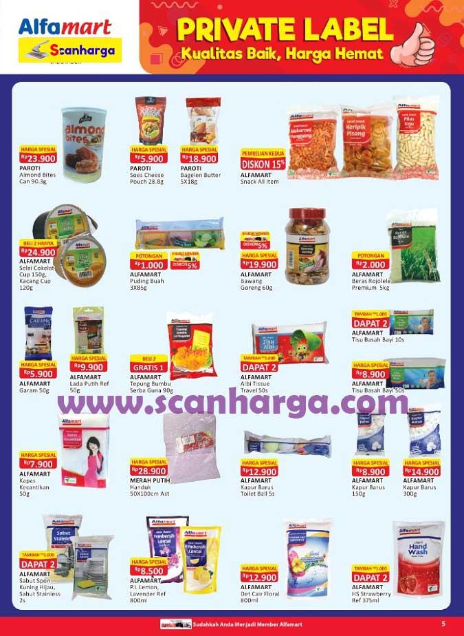 Katalog Promo Alfamart Terbaru 16 31 Januari 2019 Scanharga Com