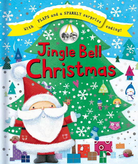 Cover of Jingle Bell Christmas book
