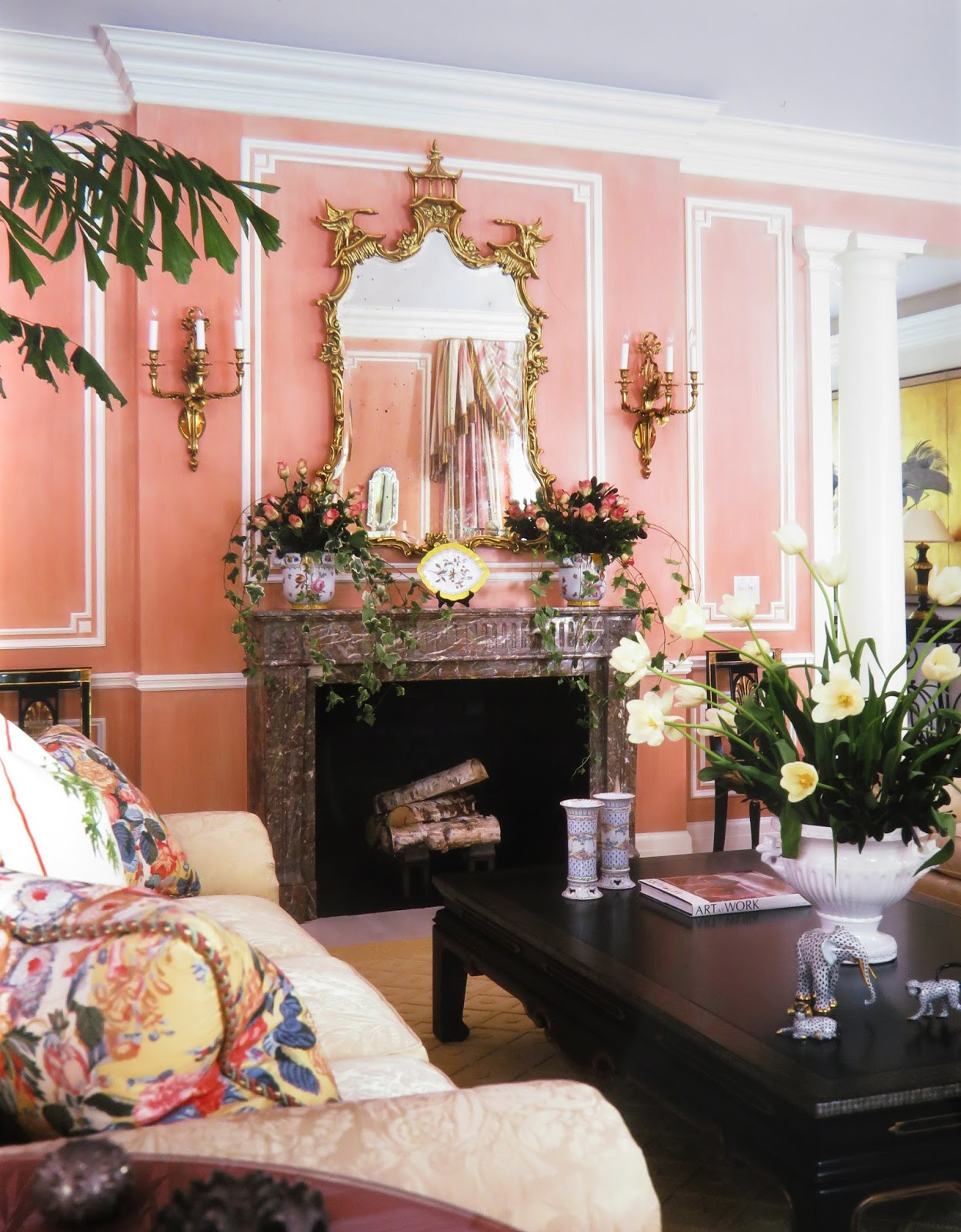 In Remembrance Of His Exceptional Talent, Today I Am Sharing A Few  Highlights Of His Work, Along With Two Home Tours From Florida Design.