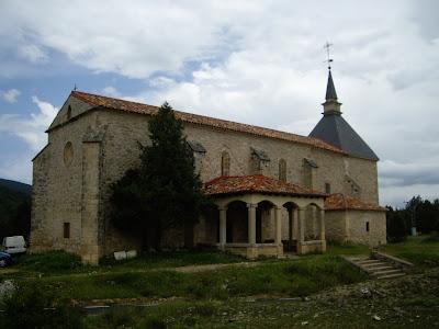 Resultado de imagen de ermita de la Virgen de los Enebrales