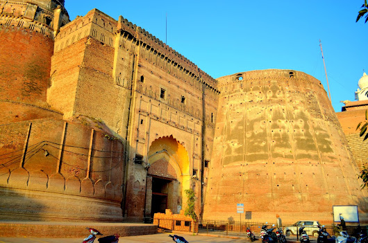 Razia Sultana Fort @ Bhatinda - India's Oldest Surviving Fort
