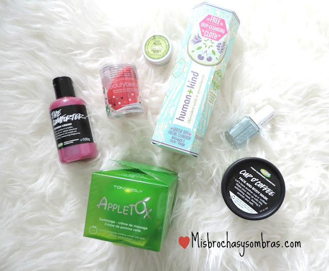Haul-Abril-Beauty