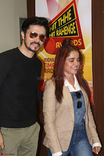 Piaa Bajpai launches TB Awareness Campaign with Darshan Kumaar 28.JPG