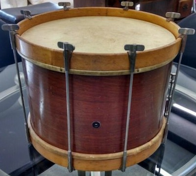 Late George B. Stone & Son Single Tension Field Drum