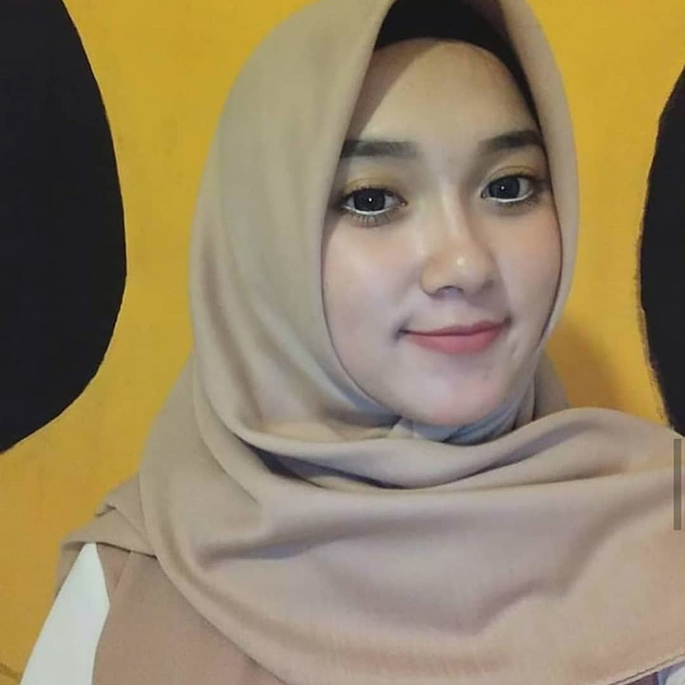 Foto DP BBM cewek manis jilbab imut dan manis
