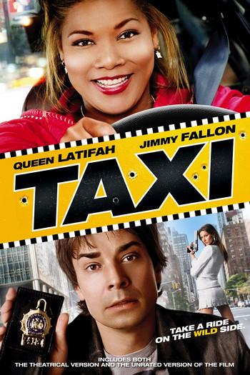 Taxi (2004) เหยียบกระฉูดเมือง ปล้นสนั่นล้อ