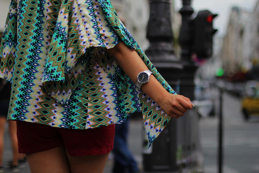 paris street style bluse